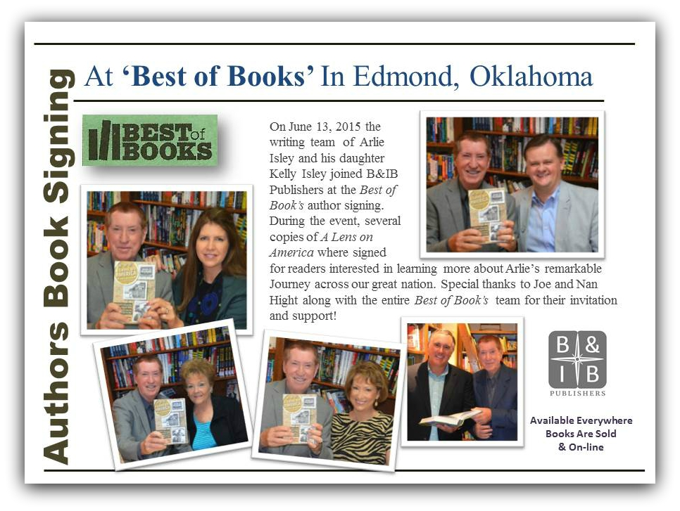 SendBook Sign Best of Books Sept 2015 Oklaup